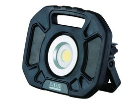 STROXX - Arbejdslampe genopladelig 40 W m/ højtaler