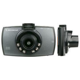 Scosche - Bilkamera 1080p HD DVR Dash Cam m/8GB Micro SD Kort