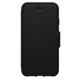 Otterbox - Cover Strada flip-over læder sort t/ Iphone 7