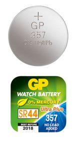 GP - Batteri 357F, SR44W
