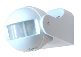 Gripo - Lyssensor 180°, IP44, hvid