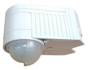 Gripo - Lyssensor 360°, hjørne, IP44, hvid