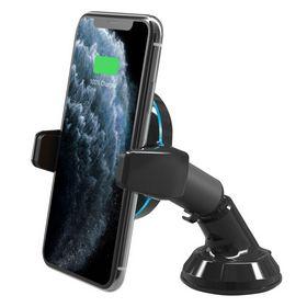 Scosche - Telefonholder Pivot Win/Dash 10W Qi Trådløs opladning t/Bil