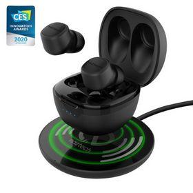 Naztech - Hovedtelefoner Freedom+ trådløs sort