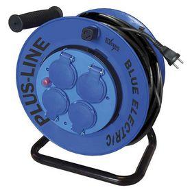 Plus Line - Kabeltromle Blue plus