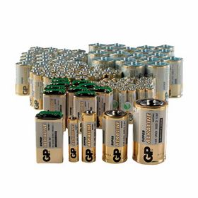 GP Batteries - Batterier GP
