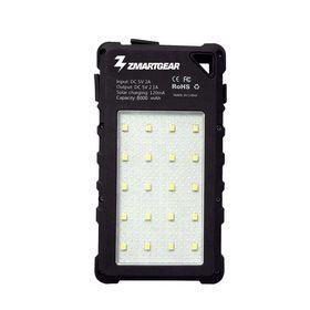 Zmartgear - Powerbank Solar 8.000mah