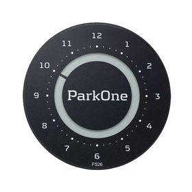 - Parkeringsskive ParkOne 2 Carbon Black