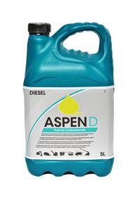 Aspen - Diesel brændstof, 5L