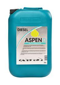 Aspen - Diesel brændstof, 25L