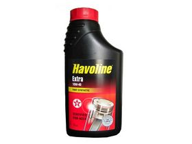 Havoline - Motorolie hav/extra 10w/40