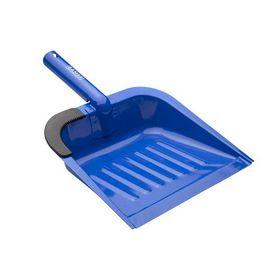 BASIXX - Fejebakke metal blå 230mm