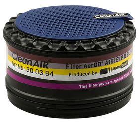 CleanAir - Gas- og dampfilter AerGO ABE1P3-Ozon