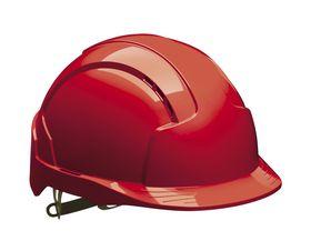 JSP - Sikkerhedshjelm EVOLite Rød