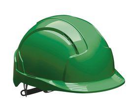 JSP - Sikkerhedshjelm EVOLite Grøn