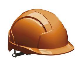 JSP - Sikkerhedshjelm EVOLite Orange
