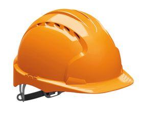 JSP - Sikkerhedshjelm EVO2 ventileret Orange