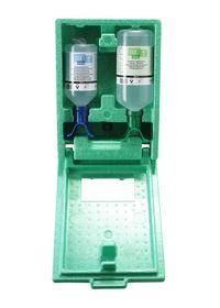Plum - Øjenskyl boks 1 x pH neutral 0,5L + Øjenskyl 1L