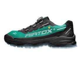 Airtox - Sikkerhedssko TX33 Grøn/Sort