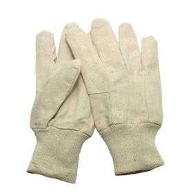 OS - Handske natur B170 bomuld