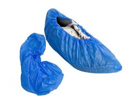 OS - Skoovertræk blå