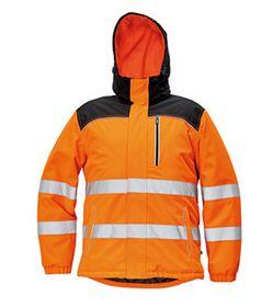Knoxfield - Vinterjakke 670416 hi-viz orange