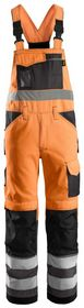 Snickers - Overall m/hylsterlommer High-Vis