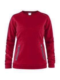 CRAFT - Sweatshirt Dame Craft 1905785 Bright Red