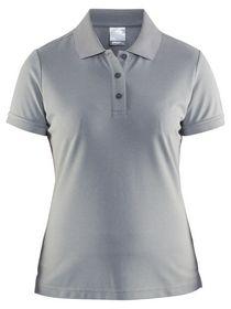 CRAFT - Polo Shirt Dame Craft 192467 Grey Melange
