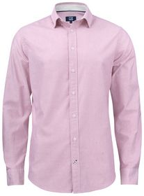Cutter Buck - Skjorte Oxford C & B Belfair Burgun