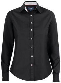 Cutter Buck - Skjorte Oxford Dame C & B Belfair Black