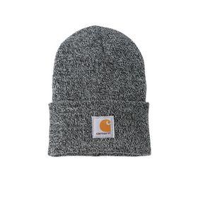 Carhartt - Hue Carhartt Watch Hat Black/white