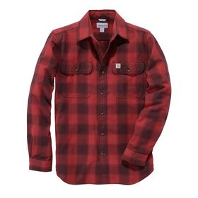 Carhartt - Arbejdsskjorte 104144 Crimson