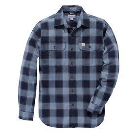 Carhartt - Arbejdsskjorte 104144 Steel Blue