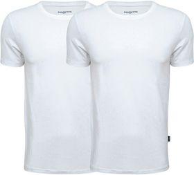 Pro Active - T-shirt ProActive 2-pak Hvid