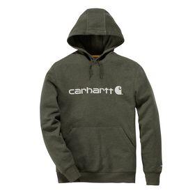 Carhartt - Hættetrøje 103873 Moss Str. S