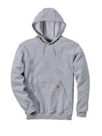 Carhartt - Sweatshirt Hooded Heather Grey