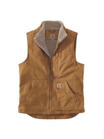 Carhartt - Vest 104277 Brown