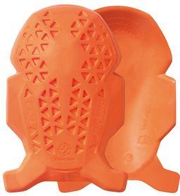 Snickers - Knæpuder D3O Ergo 9169 Orange One-Size