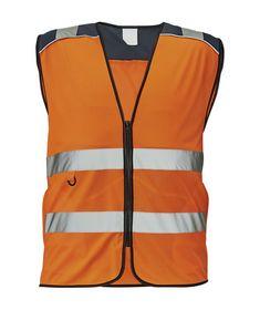 Cerva - Vest Hi-viz Knoxfield Orange