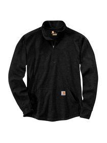 Carhartt - Sweatshirt 1/4 lyn 104428 Sort Str. S-2XL