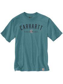 Carhartt - T-Shirt 105148 Turkis Str. XS-2XL