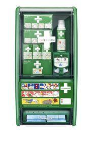 Cederroth - Førstehjælps- og brandsårsstation 51011003 29x56x12cm