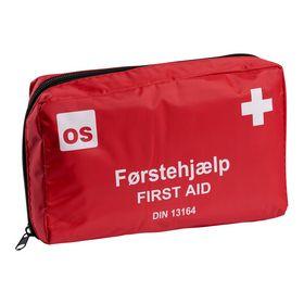OS - Førstehjælpstaske OS rød