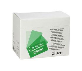 Plum - Sårrenseserviet QuickClean  pk á 20 stk