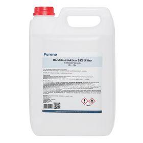 Pureno - Hånddesinfektion sprit 85%