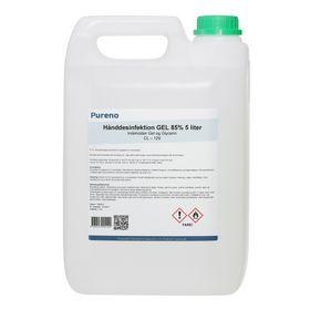 Pureno - Hånddesinfektion gel 85%