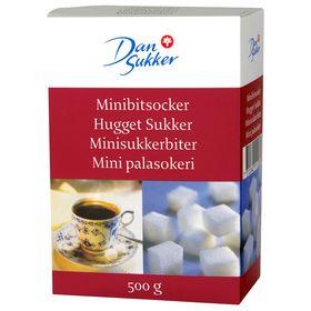 Dansukker - Sukker hugget 1/2 kg