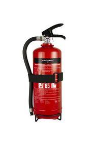 Housegard - Pulverslukker 2 kg m/væg-/køretøjsbeslag