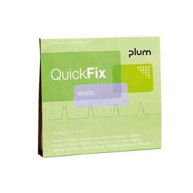 Plum - Plaster refill Plum Quickfix elastisk